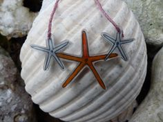 Starfish Pendant Necklace - Wish Upon a Starfish...