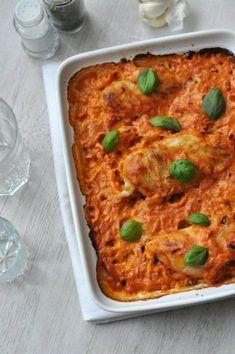 Ha már nem is tudod, mit főzz csirkéből – 9 egyszerű recept Meat Recipes, Chicken Recipes, Healthy Recipes, Healthy Food, Enchiladas, Lasagna, Macaroni And Cheese, Food And Drink, Turkey