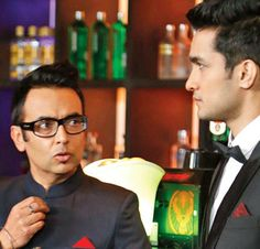 Raj Suri & Ashish Bisht in indie Bollywood film SHAB