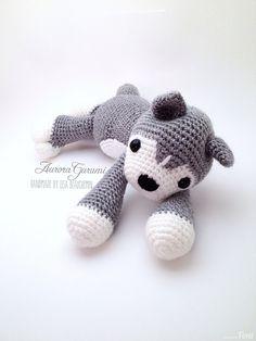 Ravelry:Husky pattern by Lisa Beauchemin