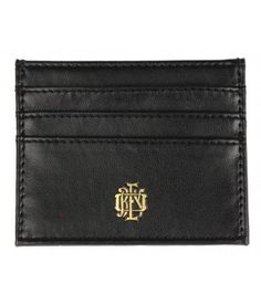 Obey Clothing Classic Monogram ID Wallet - Black $22.00 #obey