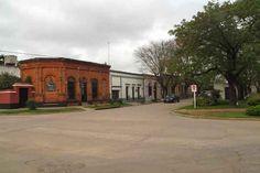 Construcciones típicas de San Antonio de Areco. Foto: Romina Salusso