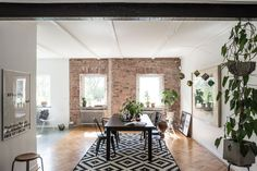Beautiful Converted House in Southern Sweden | NordicDesign
