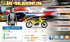 Drag Racing Motor, Gin, Game Motor, Driving Test, Monster Trucks, Games, Android, Music, Game Engine