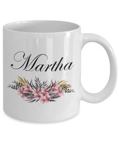 Martha v2 - 11oz Mug