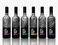 Wine label design by Label Design Vancouver Vancouver, Packaging Design, Branding Design, Behance Portfolio, Wine Label Design, Maxon Cinema 4d, Media Design, Vodka Bottle, Barcelona