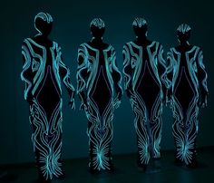 Free shipping LED  luminous Costumes / light robot suit / clothing / EL Wire / kryoman / Light suits-in Ballroom from Novelty & Special Use on Aliexpress.com   Alibaba Group