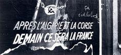 1943 Graffiti Ca C'est Les Boches, Sur Affiche De Propagande Tracts Et Affiches 1939-1945