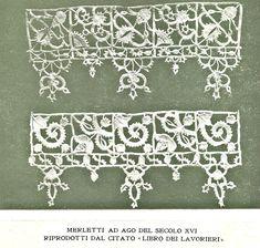 1905 I merletti della 'Aemilia Ars', Regina, 31 gennaio, pag. 38-41, Ugo Pesci | 1905 | Timeline | Storia | All-Pages