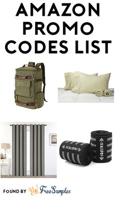 Amazon Promo Codes List: Glass Jar String Lights, Exercise Ball, Grapeseed Oil & More – February 9th 2018  https://yofreesamples.com/amazon-deals/amazon-promo-coupon-codes-list-today/