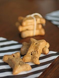 Spoil your furry friends with a batch of drool-worthy snacks.