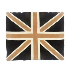 Union Jack on Dog Doza by Creature Clothes | Pet Runway