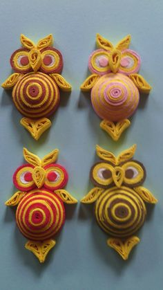 Quilling Dragan!
