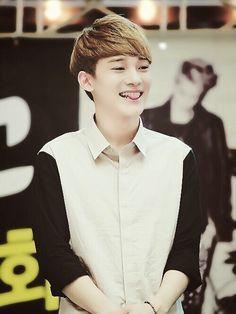 |EXO| Chen (Kim Jongdae)