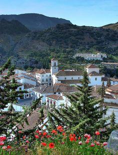 Den smukke bjergby #Grazalema i #Andalusien. Byen var i starten af 1800-tallet belejret af Napoleons tropper.