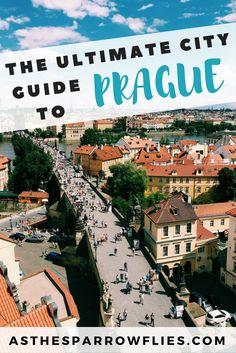 Prague City Break | European Travel | Prague City Guide | Czech Republic | Travel Tips
