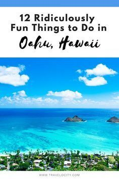 Make the most of your Oahu experience! #TravelDestinationsUsaHawaii