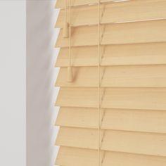 Cheapest Blinds UK Ltd | Premium Pine Wood Venetians (With Cords)