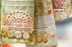 treasure bags - love what you love by grrl+dog on flicker