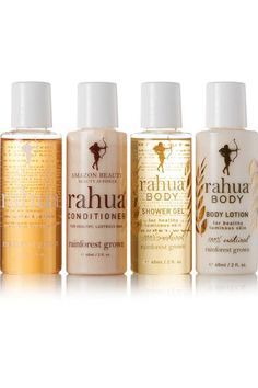 Rahua - Jet Setter Hair And Body Set - Colorless