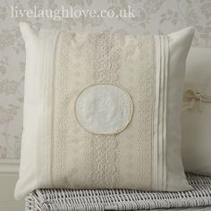 Decorative Cushion Cover-Maria with Pad