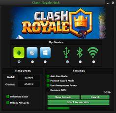 Royale Hack Tool Clash  Royale Hack Tool Clash  8/05/2016 7:02:27 AM GMT