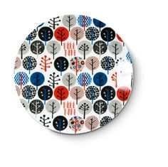 CITTA DESIGN / Winter 2012 Collection / Tokyo: Collision of Contrasts / Plate www.cittadesign.com