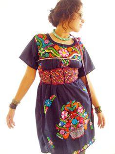 Mexico dress 2012