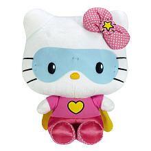 Hello Kitty Super Hero Plush Doll