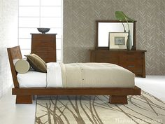 I have a platform bed now...it's called a box spring, but when I upgrade, I'm thinking something more like this!