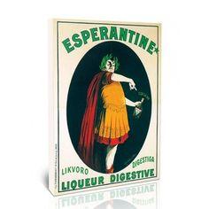 Esperantine - לאונטו קפיאלו | גאיה - תמונות קנבס לסלון