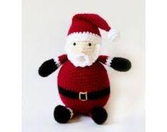 Resultado de imagen para crochet santa