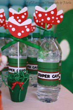 Decoração Festa Infantil Mario Bros – Blog Inspire sua Festa