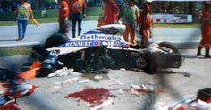 Imola 1994. Death of a Legend