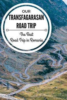 Our adventure along the Transfagarasan Highway may have been only one of the highlights of our road trip through Romania, but this short drive in itself was worth the journey to Romania. Places To Travel, Places To See, Travel Stuff, Visit Romania, Romania Travel, Road Trip Europe, Road Trip Hacks, Road Trips, Europe