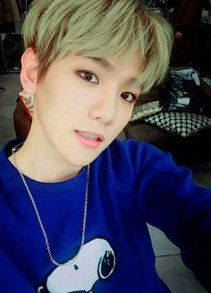 #Baekhyun #ExoK #ExoL #EXO