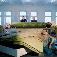 Rosshaarmatratzen by #craftsman Daniel Heer #design #horsehair #mattress #artisan #berlin