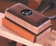 31-MD-00206 - Sanding Block Woodworking Plan