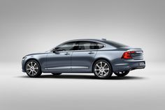 2016' Volvo S90, equipped with a Hybrid Plug-in T8 Twin Engine & 400HP