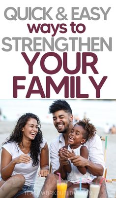 Moms, we work hard to keep our family together and healthy. We have put together some ways to help you strengthen your family even more! Family is so important so we want you to have quick and easy ways to keep your family strong. #family #love #strong #tips #helps Strong Family, Your Family, Family Life, Gentle Parenting, Parenting Advice, Happy Mom, Are You Happy, Family Bonding, People Fall In Love