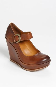 Kork-Ease 'Yuli' Pump available at Nordstrom...I want these SO BAD! Good thing Christmas is just around the corner