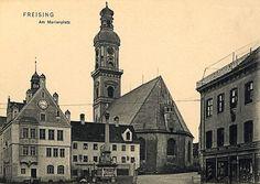 1900 Freising, Am Marienplatz
