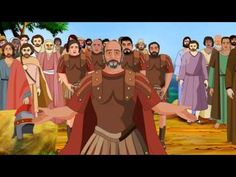 Bible stories for kids - Jesus Heals the Centurion's Son ( English Carto...