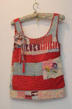 Textile chercheur de trésor