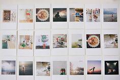 simple business card idea - prints from printstagram.