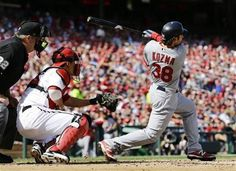 Game 3 of the NLDS- Pete Kozma hits a 3 run home run 10-10-12