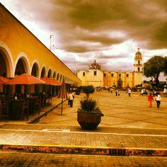 Mi ciudad #Cholula