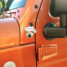2019 Rubicon JL Bottle Opener on the Jeep All Jeepers Need This! Jeep Jk, Jeep Truck, Truck Tent, Jeep Pickup, Materiel Camping, Volkswagen, Montero Sport, Jeep Camping, Beach Camping
