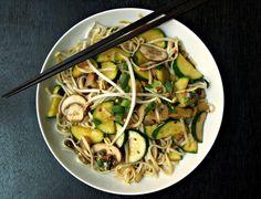 Simple Udon Noodles
