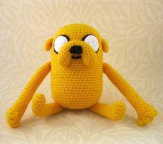 jake-de-hora-de-aventura-tejido-a-crochet-amigurumi_MLC-F-2855953225_062012.jpg (570×506)